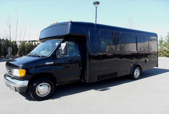 18 Passenger Party Buses Stockton
