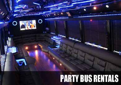 Party Bus In Stockton
